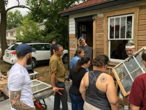Image of Window repair workshop in Thurmont, Frederick County