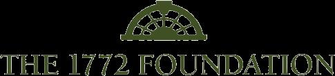 the 1772 foundation logo