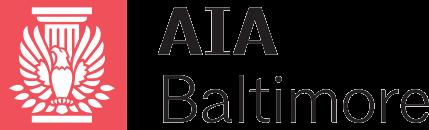 AIA Baltimore Logo
