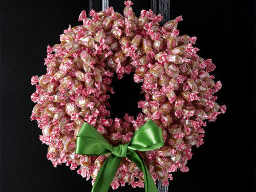 Goetz's Candy holiday wreath