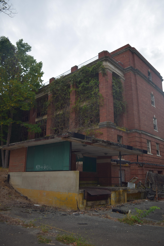 Image of Glenn Dale Hospital in 2015