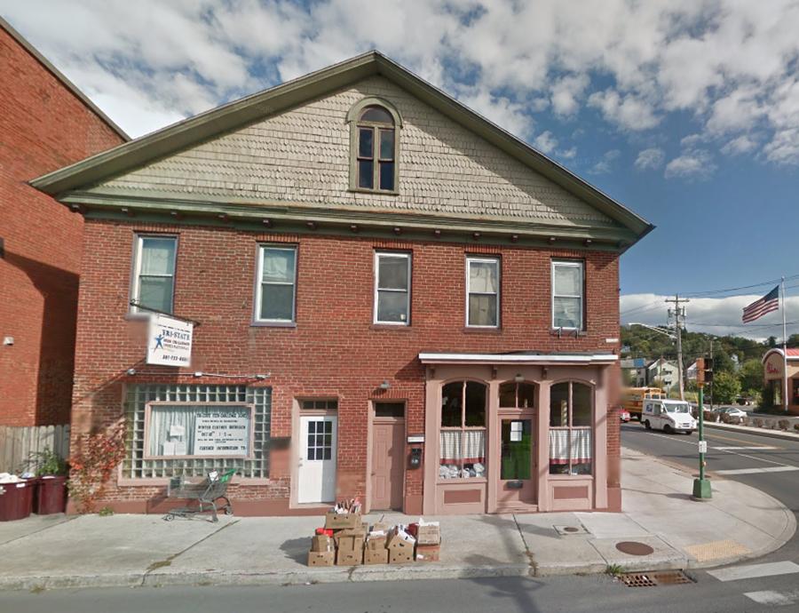 Image of Malamphy's Saloon, Rolling Mill Neighborhood, Cumberland, Maryland