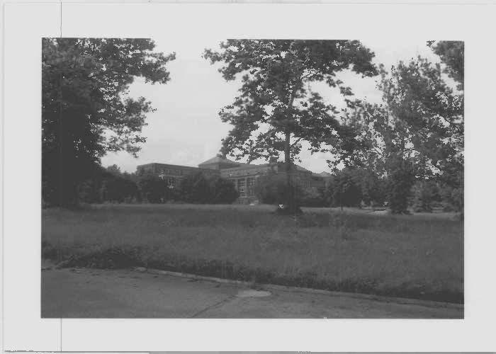 Glenn Dale Hospital's Adult Hospital looking Southeast