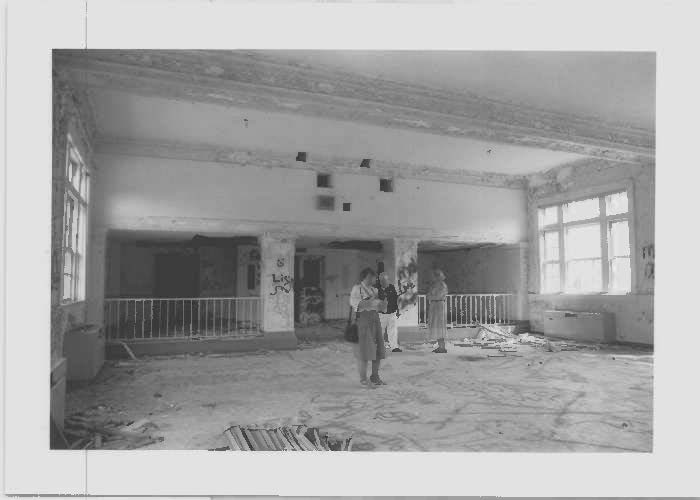 Image of the Glenn Dale Hospital Adult Movie Theater