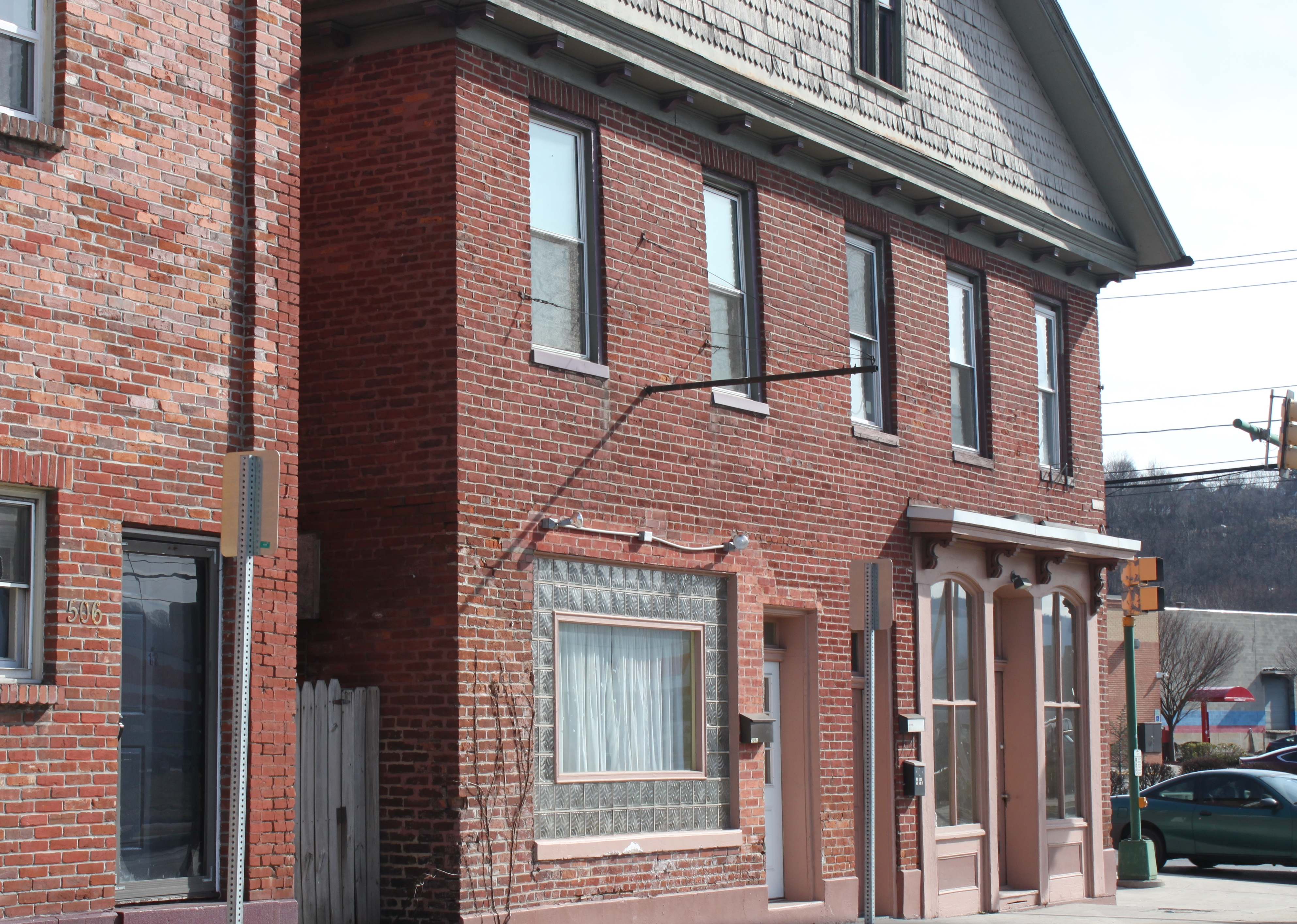 Malamphy's Saloon and Bottling Works, Rolling Mill Neighborhood