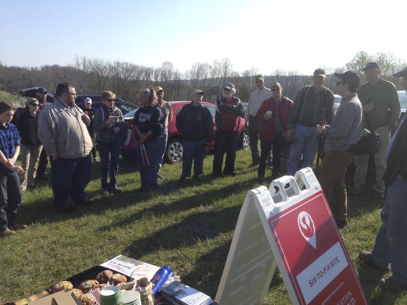 Preservation Maryland's Six-to-Fix program in Antietam