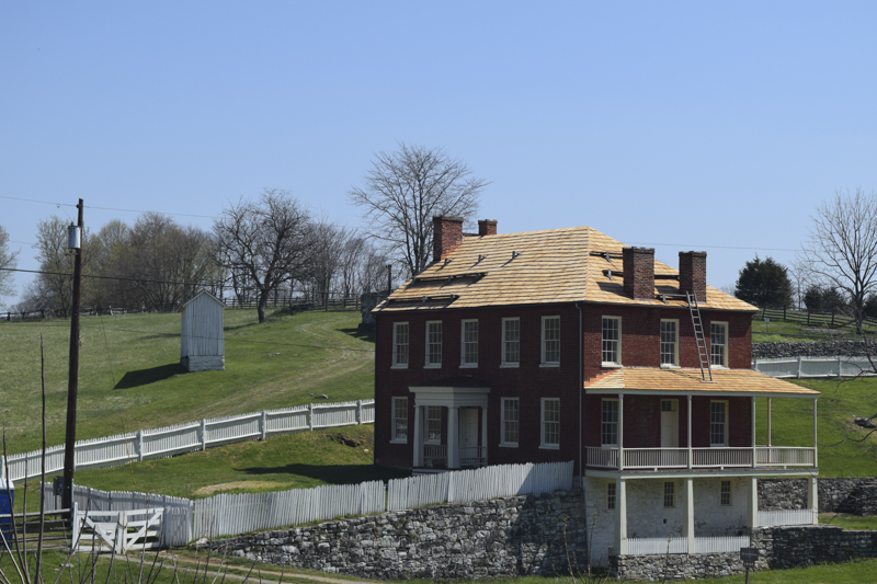 Preservation Maryland's Six-to-Fix program in Antietam