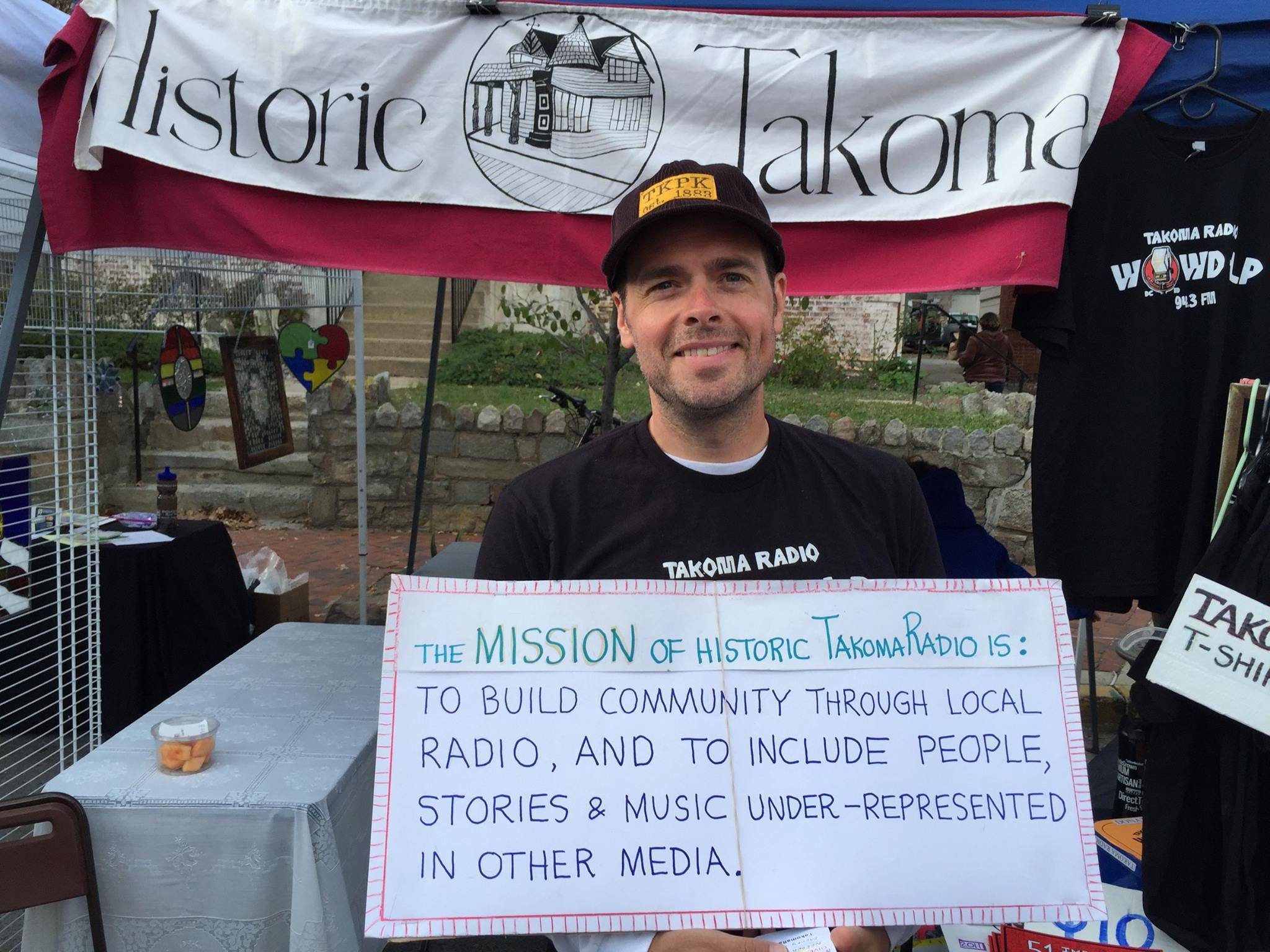 Tacoma Radio Volunteer