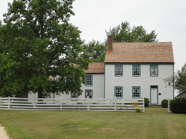 Dr. Mudd's House, Charles County, 2010.