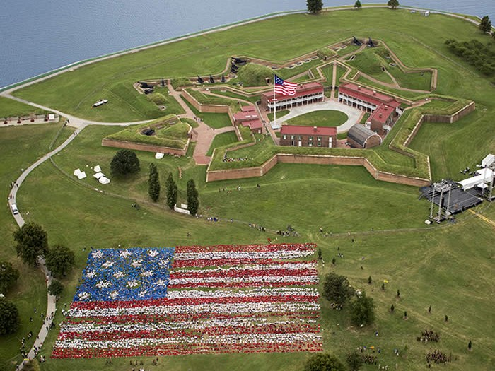 Preservation Maryland | Fort McHenry: Revolutionary War Fort & Birthplace  of the National Anthem