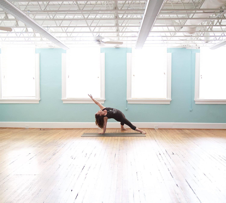 Preservation Maryland | Historic Yoga Studios in Maryland