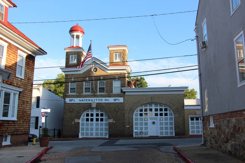 Preservation Maryland | Ten Historic Fire Houses in Maryland