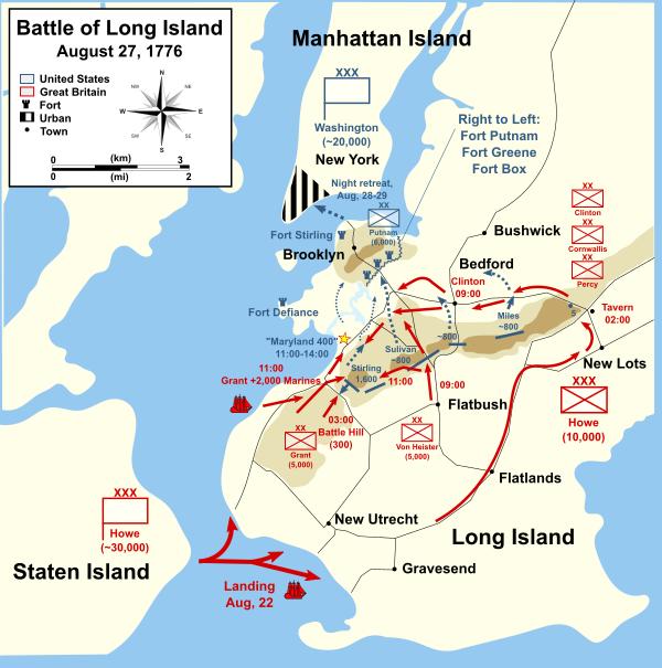 Battle_of_Long_Island_1776 map