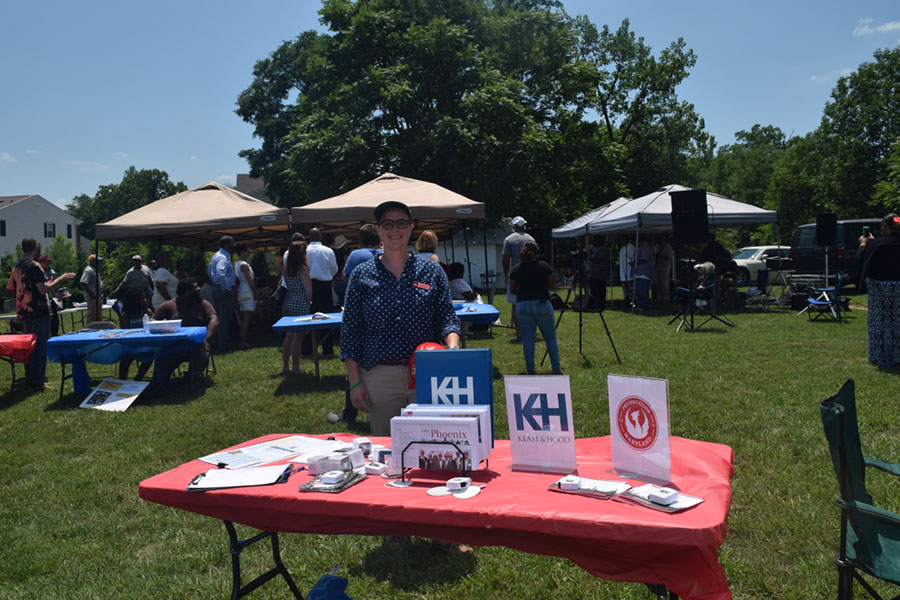 Thank you, Mat and Keast Hood for supporting Preservation Maryland.
