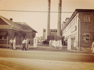Image of Historic Phillips Packing Plant, ca. 1930