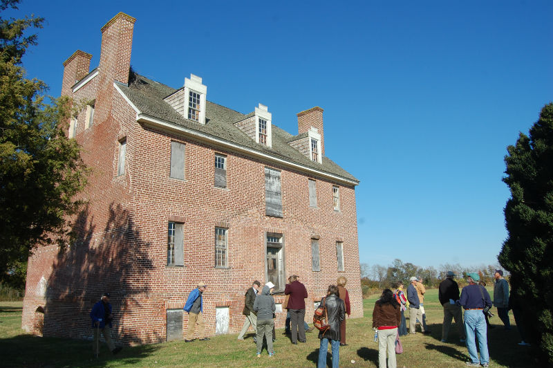 Historic Newtowne Manor, St. Mary's County.