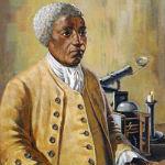 Painting of Benjamin Banneker