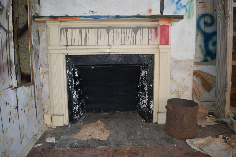 Image of Shafer Farm Fireplace