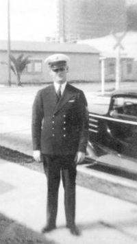 Albert Hayden. Photo courtesy of his family, via the Baltimore Sun.