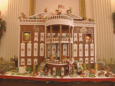 Neoclassical Gingerbread Mansion