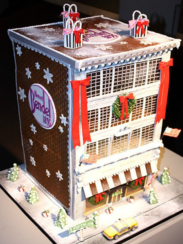 Bendel Store in Gingerbread by Sweet Lisa's