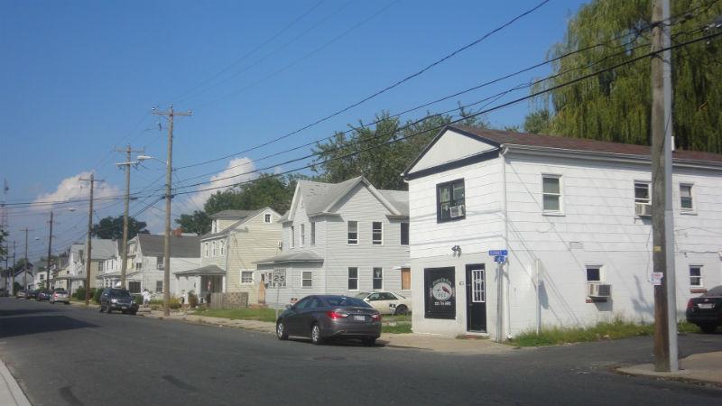 Pine Street National Historic District, Cambridge, Dorchester, survey.
