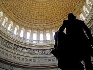 United States Capitol Rotunda.