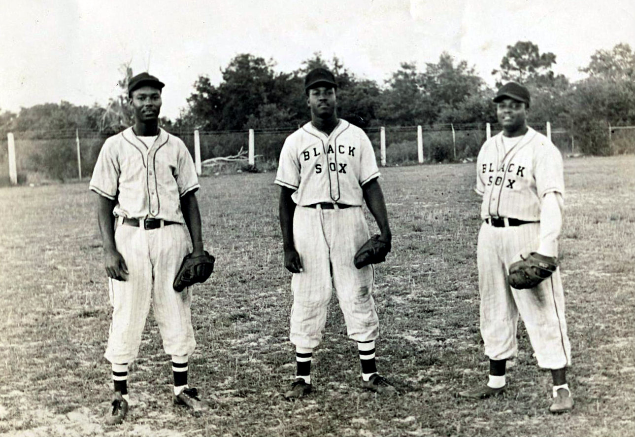 Members of the Baltimore Black Sox, no date