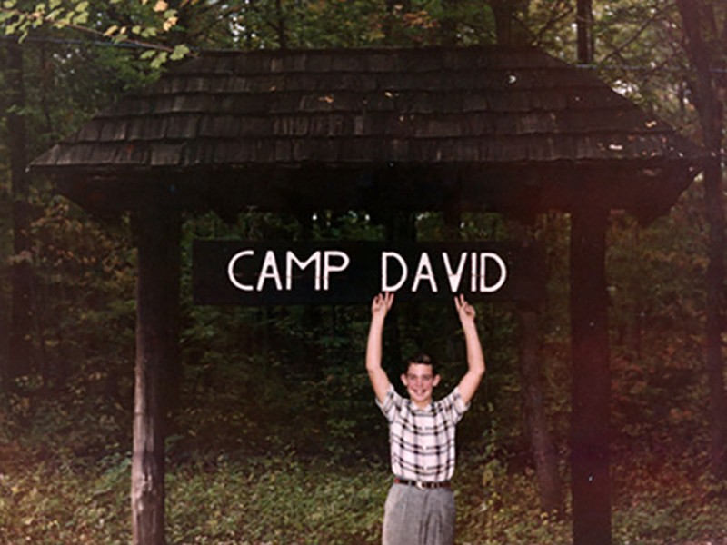 Preservation Maryland Presidential History At Western Maryland S Camp David