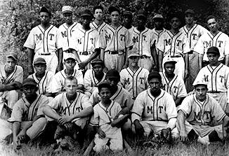 Mitchellville Tigers, 1948.
