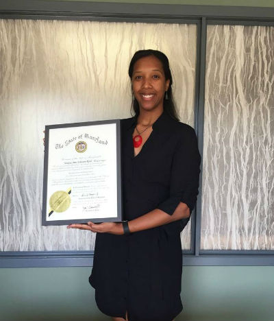 Reed was appointed to the Maryland Green Building Council by the Governor in 2016.