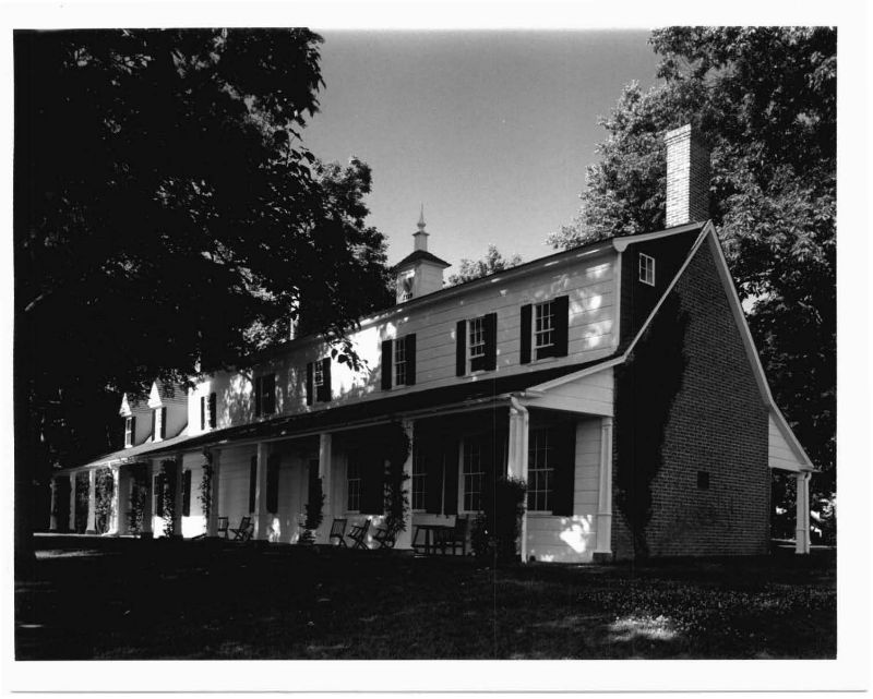 Sotterley Plantation. Photo from the Maryland Historical Trust.