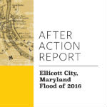 "Graphic for the ""After Action Report: Ellicott City, Maryland Flood of 2016"""