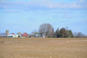 Kent County, Maryland historic landscape.