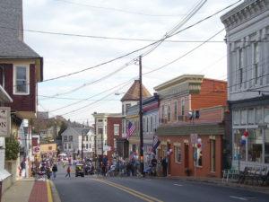 Potomac Street, Brunswick, MD. Photo from Wikipedia.