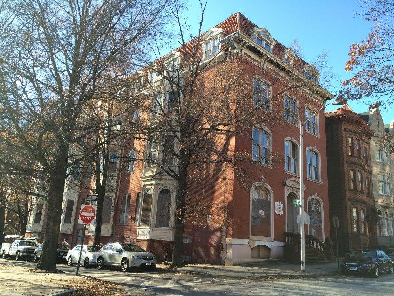 Kensett House, Baltimore, MD.