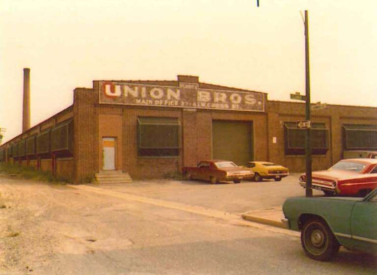 Union Brothers, Baltimore, ca. 1970.