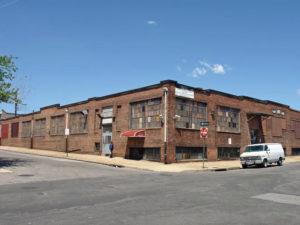 Historic I.C. Isaacs & Co. building, Baltimore.