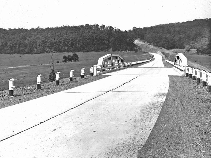 C&O CANAL BRIDGE