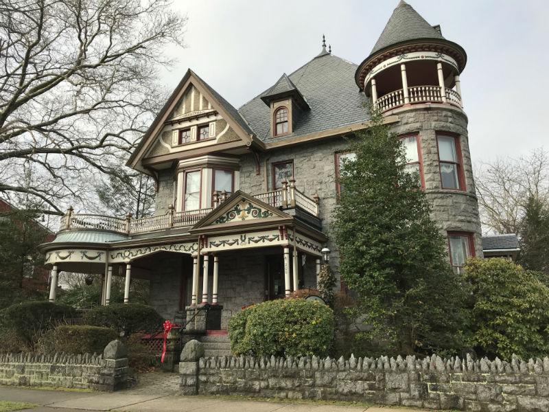 Spencer Silver Mansion, Havre De Grace, MD.