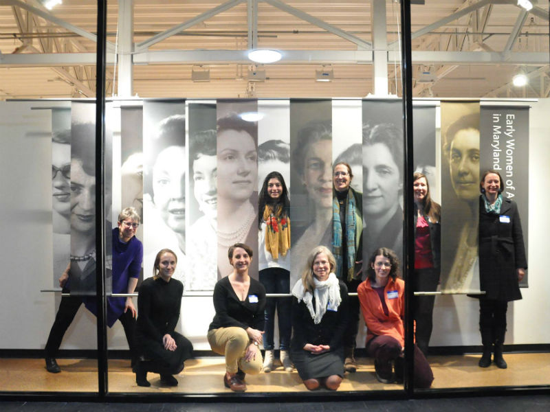 Jillian Storms, AIA Early Women in Maryland Architecture