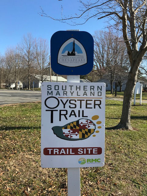 Oyster Trail supported by Rural Maryland Council.