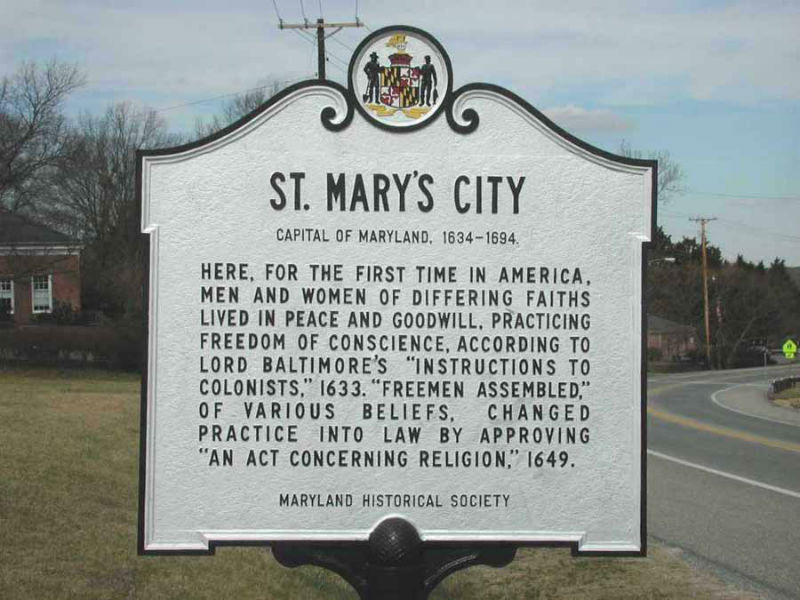 st-marys-city-historical-marker-CREDIT-maryland-historical-trust