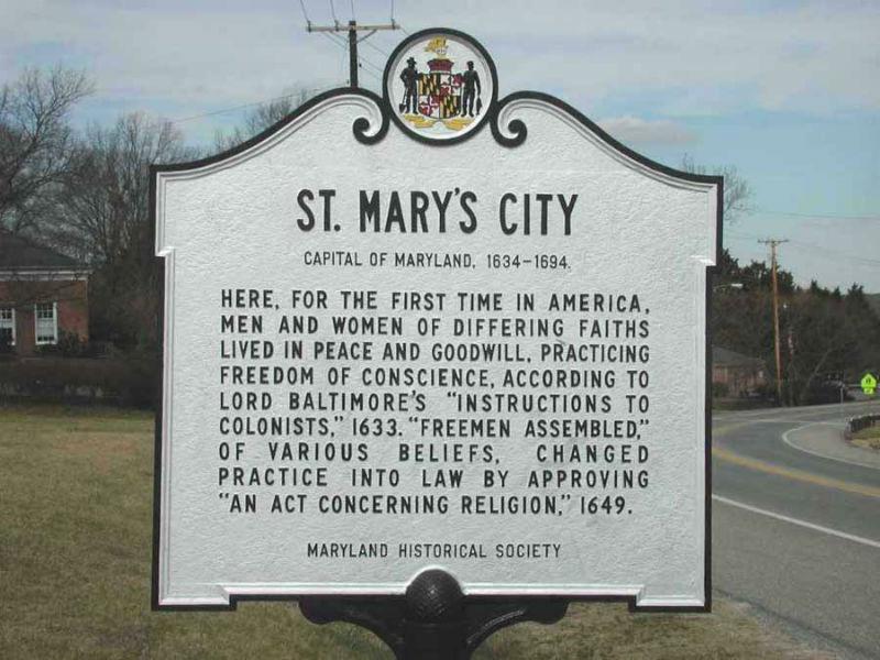 st-marys-city-historical-marker-CREDIT-maryland-historical-trust