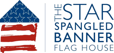 The Star Spangled Banner Flag House Logo