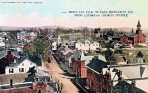 middletown-maryland-vintage-postcard
