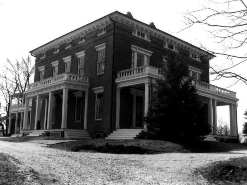 Antrim Inn, 1989. Photo from Maryland Historical Trust.