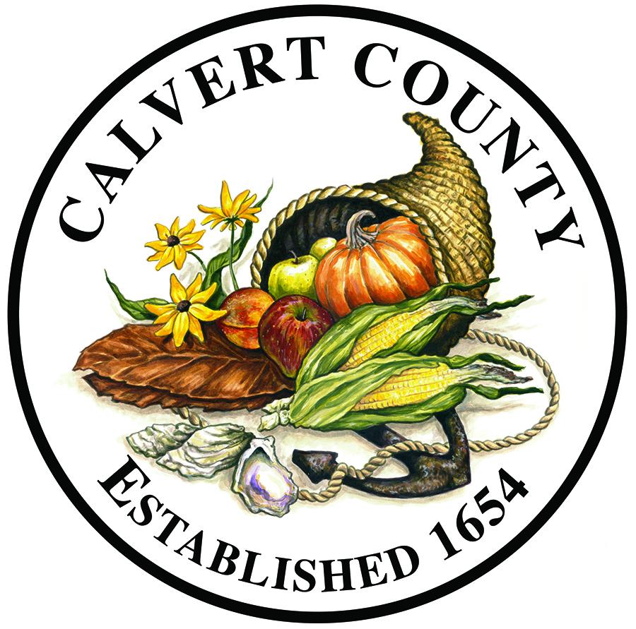 Calvert County Logo