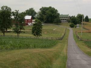 Franz Farm in Carroll County, MD.