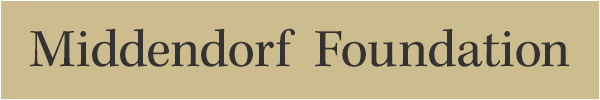 Middendorf Foundation logo